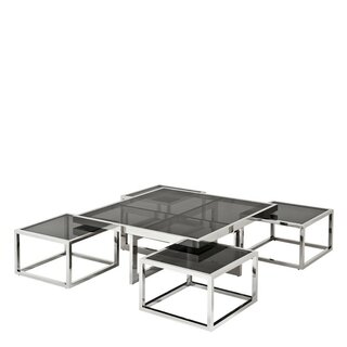 5 Piece Coffee Table Set by Eichholtz SKU:AE240322 Guide