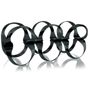 6 Bottle Tabletop Wine Rack by Alessi