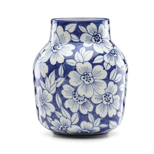 Floral Tapered Table Vase
