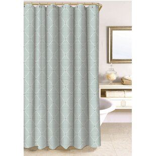 Wellington Single Shower Curtain