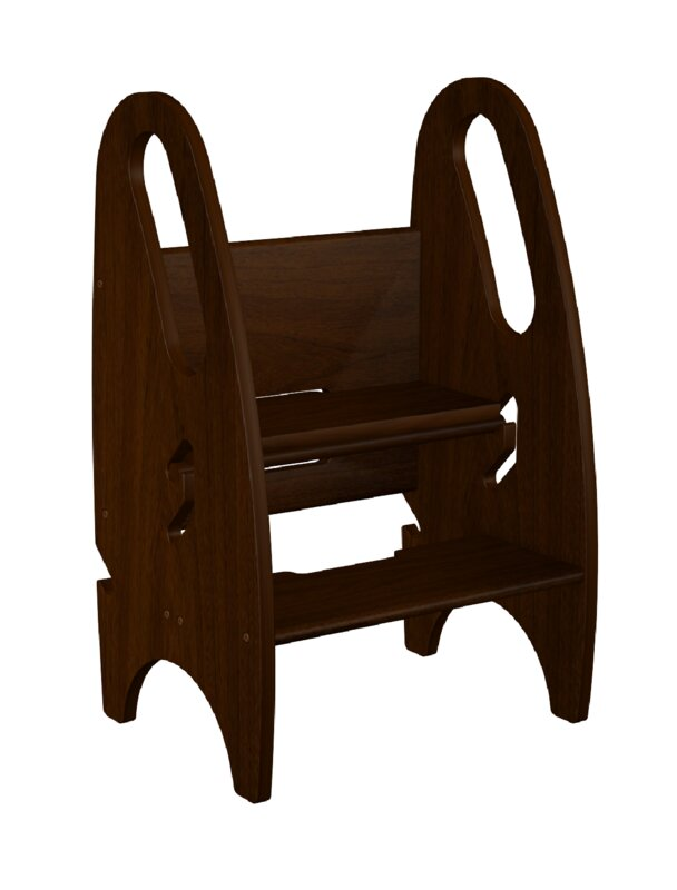 2-Step Wood Kids Growing Step Stool with 250 lb. Load Capacity  sc 1 st  Wayfair & Little Partners 2-Step Wood Kids Growing Step Stool with 250 lb ... islam-shia.org