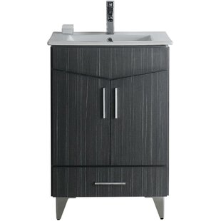 Zen 24 Modern Vanity Base Set by American Imaginations