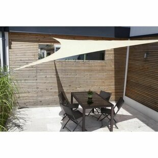 Yandel 2.8m X 2.1m Triangular Shade Sail By Sol 72 Outdoor
