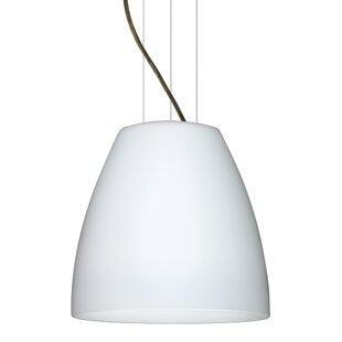 Besa Lighting Bella 1-Light Cone Pendant