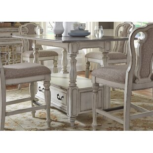 Tiphaine Dining Table by Lark Manor