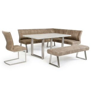 Derryberry L Shaped Upholstered Bench by ..