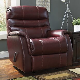 Leida Manual Rocker Recliner Darby Home Co