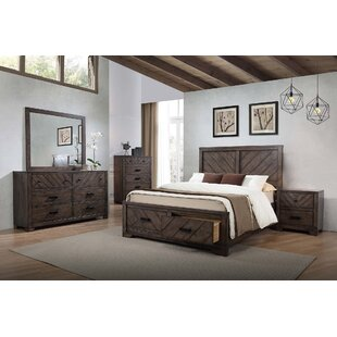 Vickery Storage Platform Bed