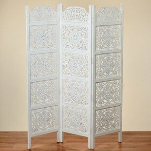 Heritage Home Farmhouse 3 Panel Room Divider by Whole House Worlds