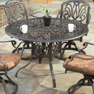 Maryann Metal Dining Table