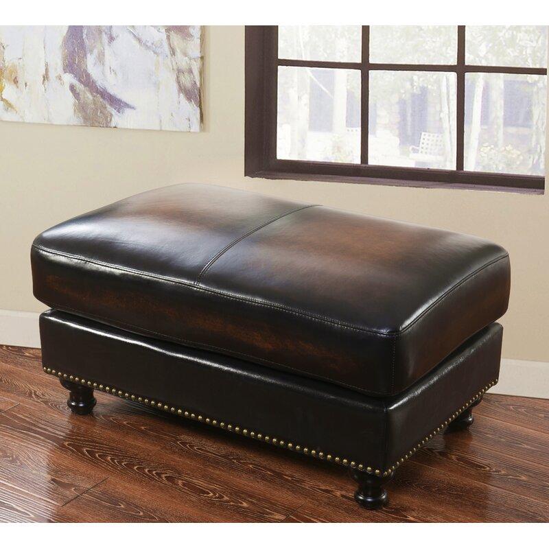 Wondrous Boulton Leather Ottoman Uwap Interior Chair Design Uwaporg