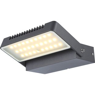 Smedley 1 Head LED Outdoor Floodlight By Sol 72 Outdoor