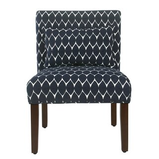 Alaysia Slipper Chair by Wrought Studio SKU:AB863601 Details