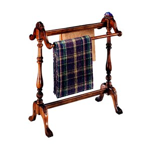 Baham Plantation Cherry Quilt Rack by Astoria Grand