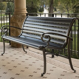Ashley Iron Park Bench