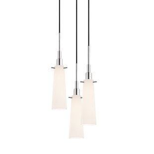 Sturminster 3-Light Pendant by Ebern Designs