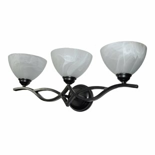 Le Baignoire 3-Light Vanity Light by eTopLighting