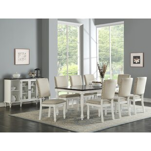 Wilton 9 Piece Drop Leaf Dining Set