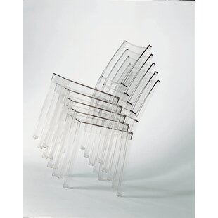 Kartell Ghost Patio Dining Chair (Set of 2)