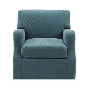 Ellinger Swivel Armchair by Charlton Home Find