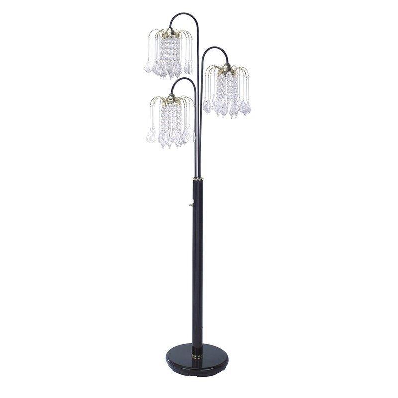 """Astoria Grand Mcquade 62"""" Tree Floor Lamp & Reviews"""
