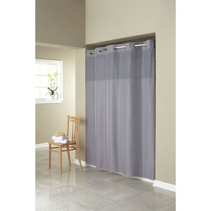 beige and gray shower curtain. Mystery Shower Curtain Gray  Silver Curtains You ll Love Wayfair