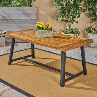 Shop For Liberatore Wooden Dining Table Compare & Buy