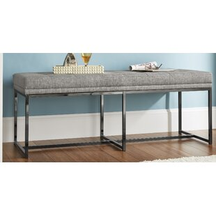 Fadrique Upholstered Bench by Willa Arlo Interiors