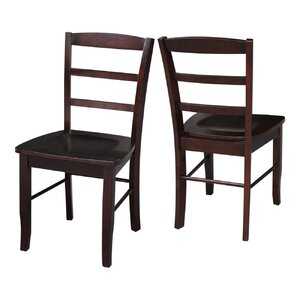 Ladder Back Dining Chairs With Arms
