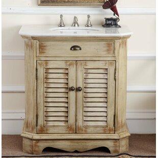 Swick 32 Single Bathroom Vanity Set