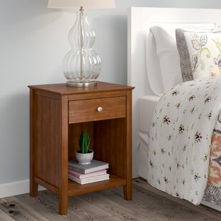 Engelmann 1 Drawer Nightstand
