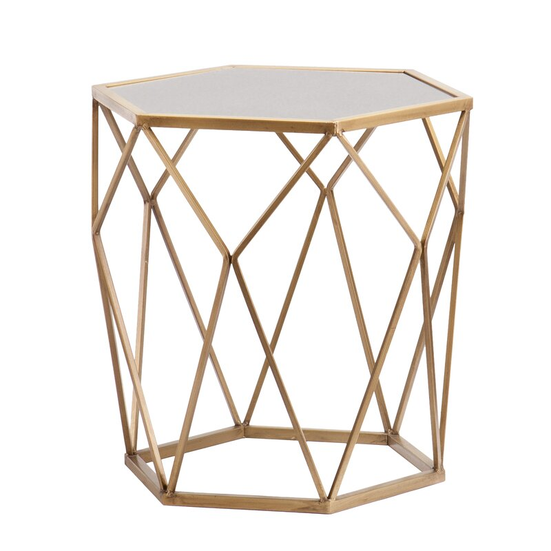 Luxton End Table Amp Reviews Allmodern