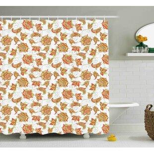 Quarryville Ottoman Vivid Decor Single Shower Curtain