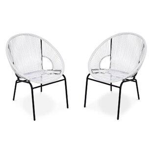 Review Dandridge Garden Chair (Set Of 2)