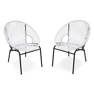 Dandridge Garden Chair (Set Of 2) By Sol 72 Outdoor