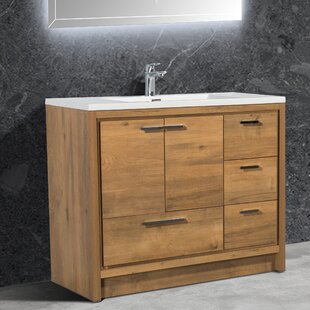 42 Inch Rustic Bathroom Vanities You Ll Love In 2021 Wayfair
