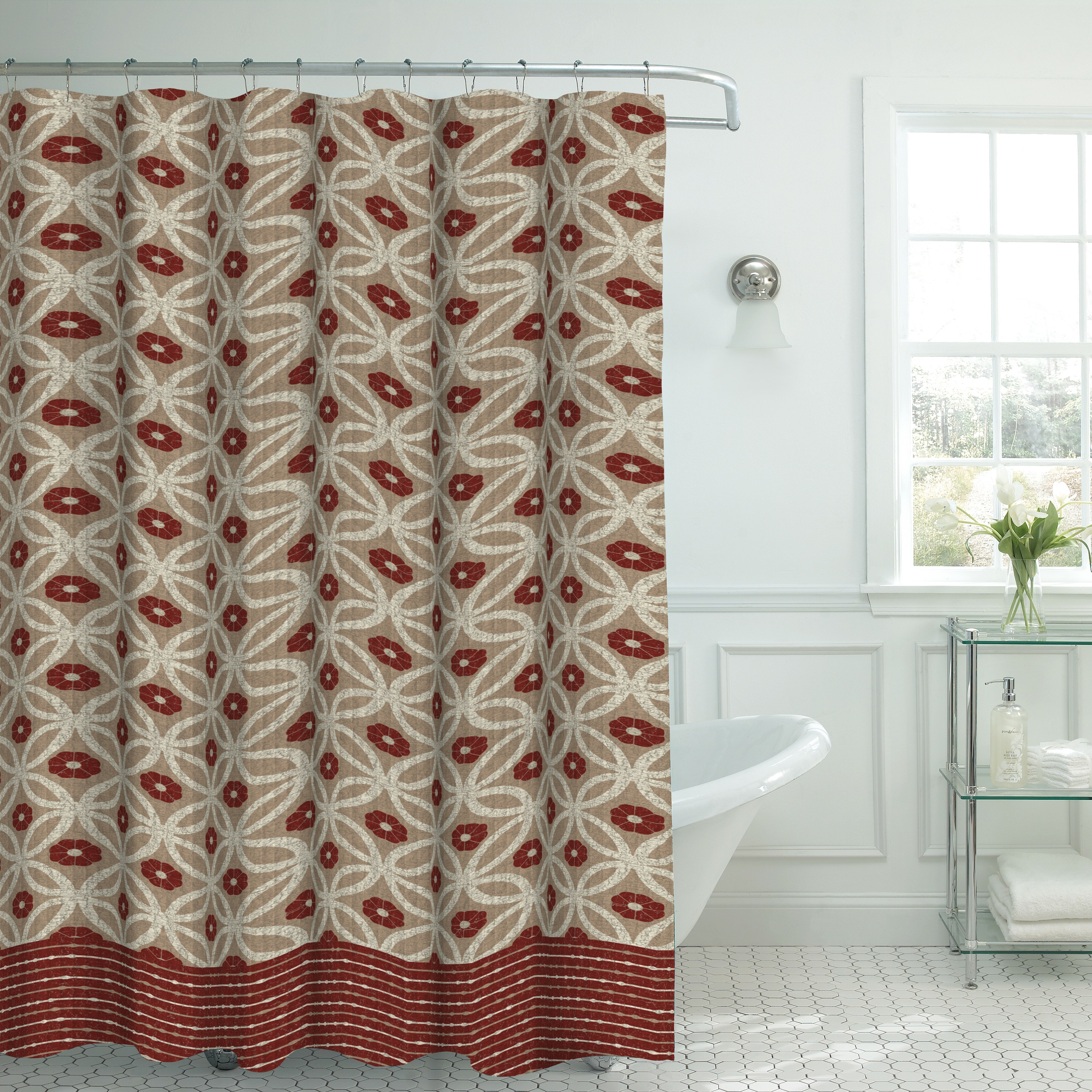 set court curtains new faux of bathroom embroidered curtain unique gramercy silk grey regent