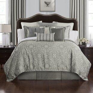 Celine 4 Piece Reversible Comforter Set