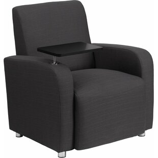 Great choice Whicker Guest Chair by Orren Ellis Reviews (2019) & Buyer's Guide