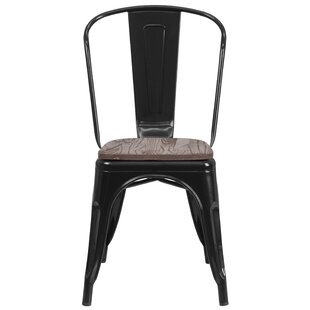 Kewaunee Stackable Dining Chair Breakwater Bay