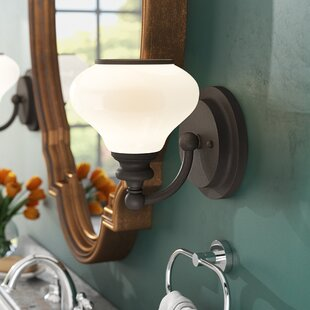 Jablonski 1-Light Bath Sconce by Winston Porter