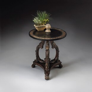 Hobson End Table by Astoria Grand