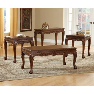 Buy luxury Michel 3 Piece Coffee Table Set By Astoria Grand