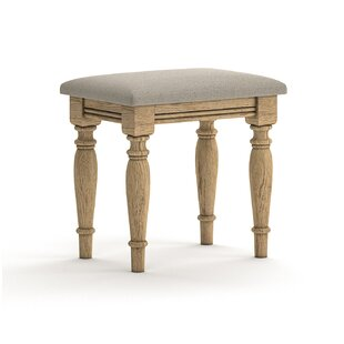 Nate Dressing Table Stool By August Grove