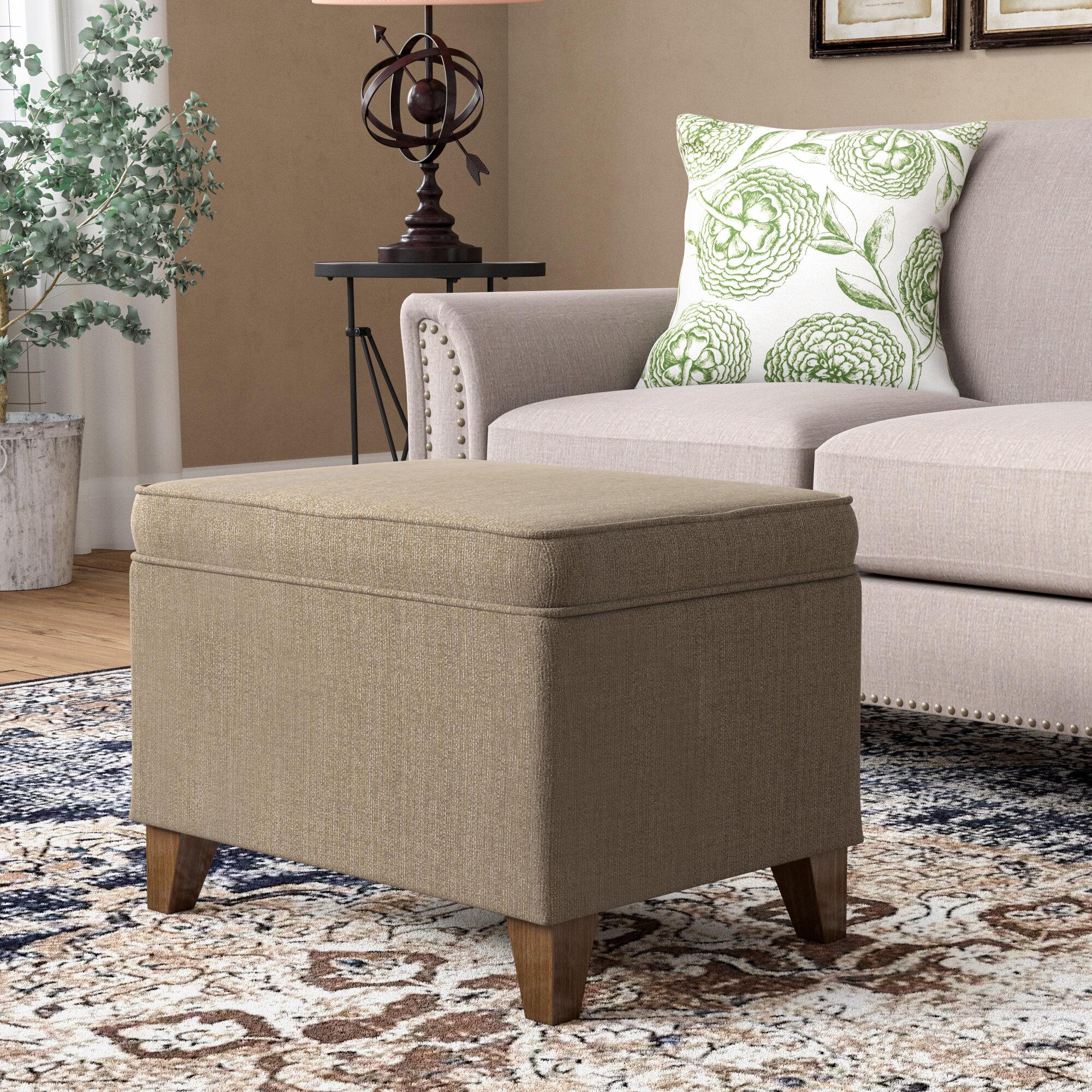 Awesome Annet Storage Ottoman Customarchery Wood Chair Design Ideas Customarcherynet