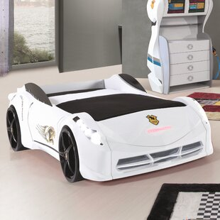 Royalston Twin Car Bed by Zoomie Kids