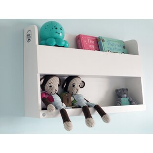 Shop for Genesee Bunk Bed Floating Shelves by Zoomie Kids Reviews (2019) & Buyer's Guide