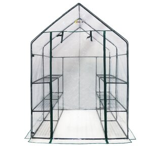 Rosenberry 4.6 Ft W X 4.6 Ft D Hobby Greenhouse By Sol 72 Outdoor