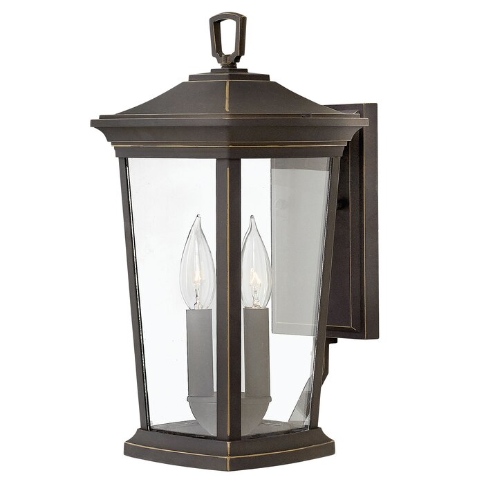 Bromley 2 Light Outdoor Wall Lantern