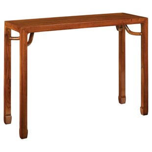 Hangzhou Ming Console Table By Ethnic Elements